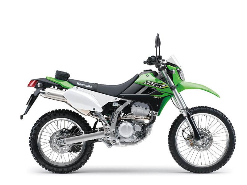 KAWASAKI KLX 250 ABS (SE) 2018