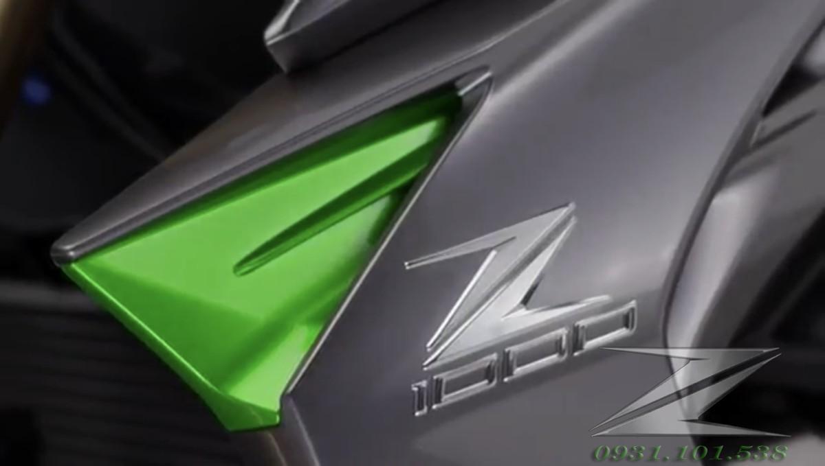 Kawasaki Z1000 2019