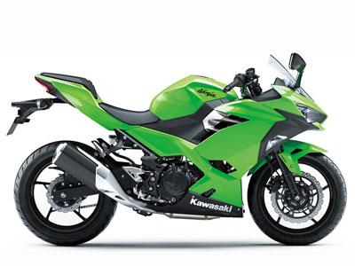 Kawasaki NINJA® 250 ABS 2018