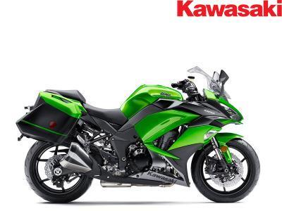 Kawasaki Ninja 1000SX 2019