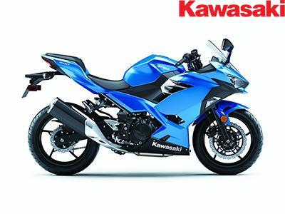 Mua Kawasaki NINJA® 400 BU1 Việt Nam 2018