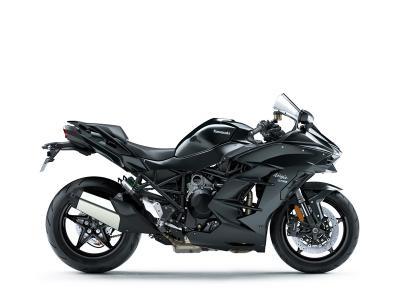 Kawasaki Ninja H2 SE 2018 màu đen