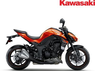 Mua Kawasaki Z1000 2017 màu cam