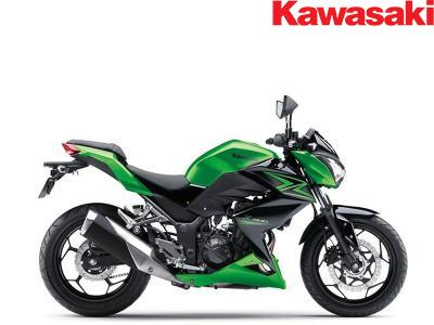 Mua Kawasaki Z300 ABS 2017