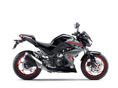 Mua Kawasaki Z300 ABS 2018 màu đen